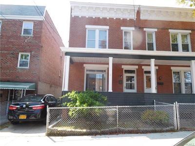 Bronx Single Family Home For Sale: 1545 Benson Street
