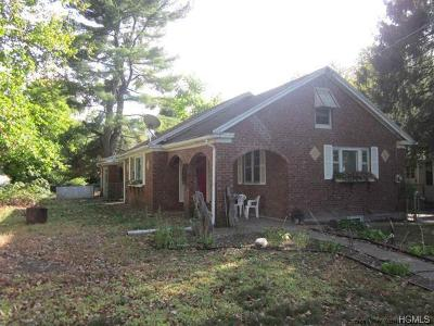 Rosendale Single Family Home For Sale: 1101 Route 32