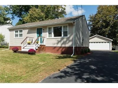 Middletown Single Family Home For Sale: 37 Heidt Avenue