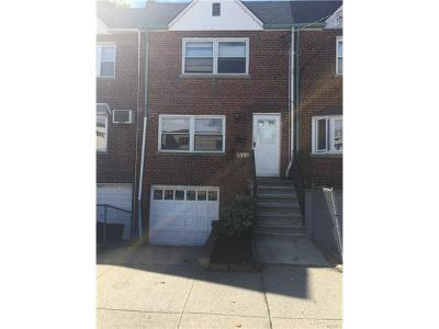 Bronx Single Family Home For Sale: 1557 Merry Avenue