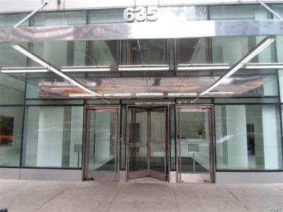 New York Condo/Townhouse For Sale: 635 West 42nd Street #8C