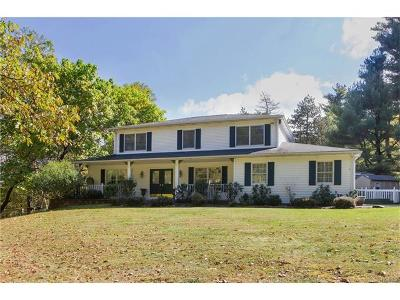 Monroe Single Family Home For Sale: 350 Orchard Hill Road