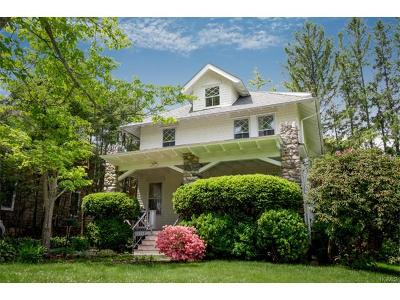 Scarsdale Single Family Home For Sale: 25 Cushman Road