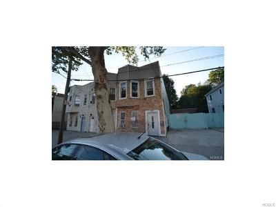 Bronx Multi Family 2-4 For Sale: 1955 Hunt Avenue