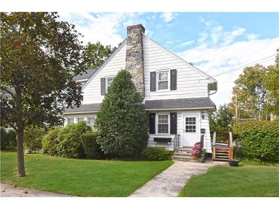 Yonkers Single Family Home For Sale: 25 Alden Avenue
