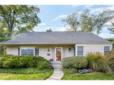 Scarsdale Single Family Home For Sale: 10 Sheridan Road