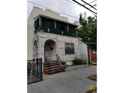 Bronx Multi Family 2-4 For Sale: 3130 Seymour Avenue