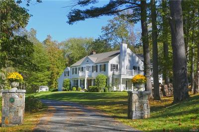 Bedford Hills Single Family Home For Sale: 50 Bedford Center Road