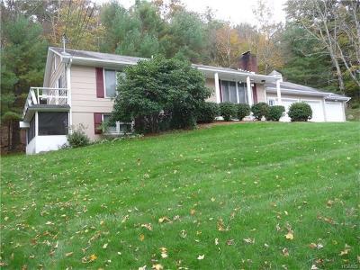 Cuddebackville Single Family Home For Sale: 325 Prospect Hill Road