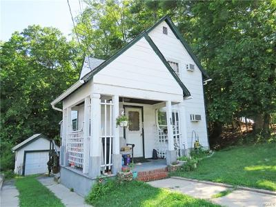 Hastings-On-Hudson Single Family Home For Sale: 69 Hillside Avenue