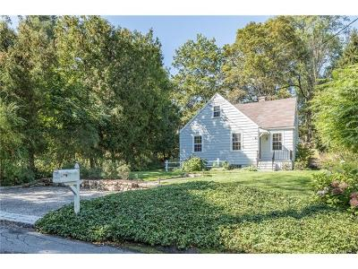 Westchester County Single Family Home For Sale: 43 South Road