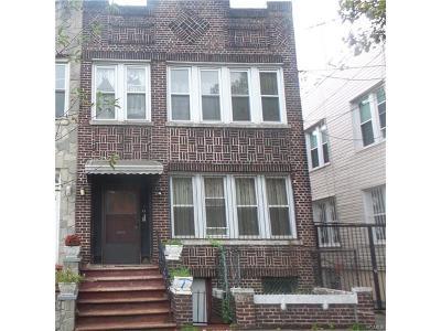 Bronx NY Multi Family 2-4 For Sale: $454,000