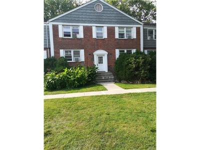Westchester County Condo/Townhouse For Sale: 907 Palmer Avenue #7E3