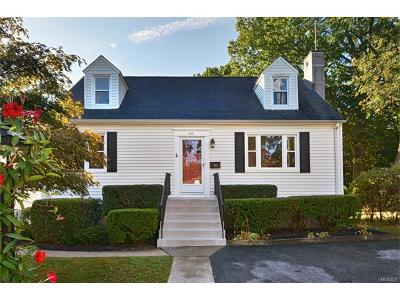 Westchester County Single Family Home For Sale: 415 Grant Terrace