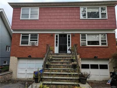 Westchester County Multi Family 2-4 For Sale: 418 Columbus Avenue