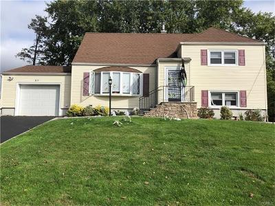 Yonkers Single Family Home For Sale: 27 Montclair Road