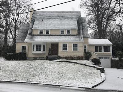 Westchester County Rental For Rent: 1 Circle Hill Road