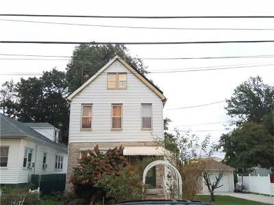 Mount Vernon Single Family Home For Sale: 105 Beekman Avenue
