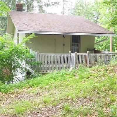 Brewster Single Family Home For Sale: 610 Milltown Road