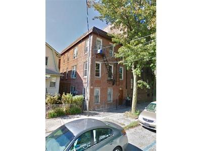 Bronx NY Multi Family 2-4 For Sale: $725,000