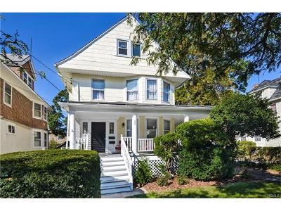 Westchester County Multi Family 2-4 For Sale: 66 Brookside Place