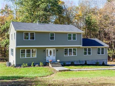 Connecticut Single Family Home For Sale: 1091 Black Rock Turnpike
