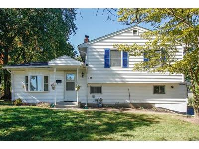 Rockland County Single Family Home For Sale: 25 Kenwood Lane