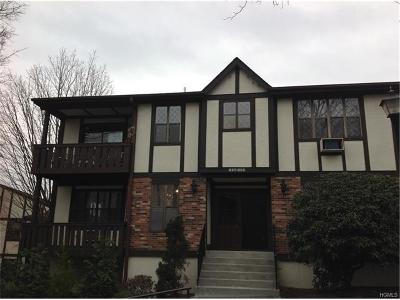 Rockland County Condo/Townhouse For Sale: 647 Sierra Vista