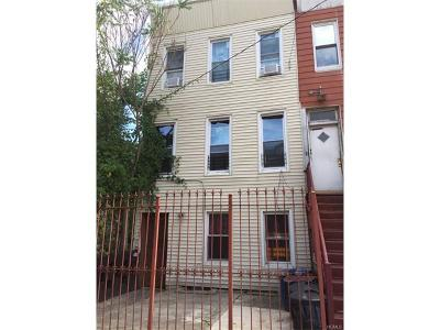 Bronx Multi Family 2-4 For Sale: 528 Wales Avenue