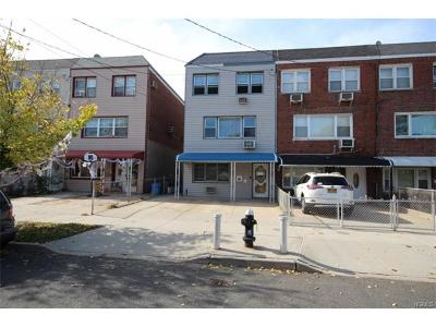 Bronx NY Single Family Home Sold: $520,000