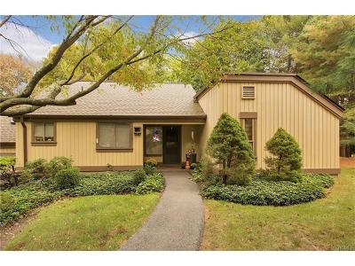 Westchester County Condo/Townhouse For Sale: 283b Heritage Hills