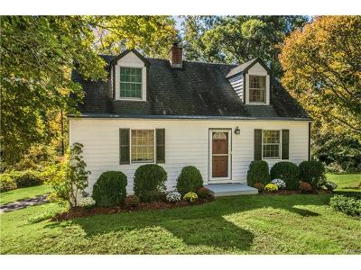 Westchester County Single Family Home For Sale: 37 Crow Hill Road