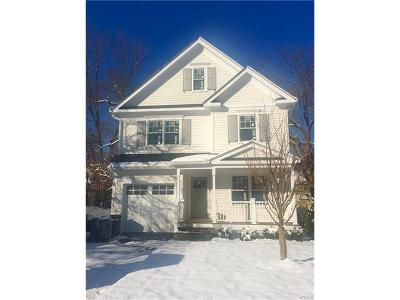 Scarsdale Single Family Home For Sale: 175 Nelson Road