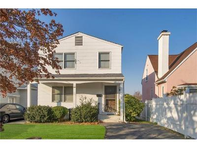 White Plains Single Family Home For Sale: 144 Grant Avenue