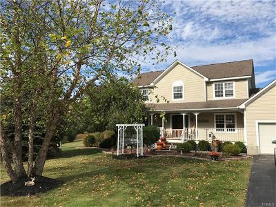 Lagrangeville Single Family Home For Sale: 120 Meadow Ridge