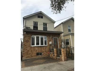 Bronx Single Family Home For Sale: 2877 Zulette Avenue