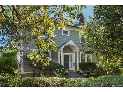 White Plains Single Family Home For Sale: 33 Ridgeview Avenue
