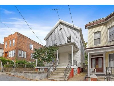 Bronx Single Family Home For Sale: 239 East 236th Street
