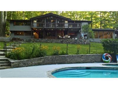 Cross River Single Family Home For Sale: 7 Hunts Lane