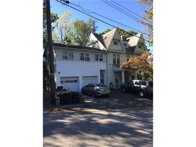 Westchester County Multi Family 2-4 For Sale: 84 Locust Street