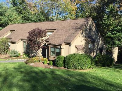 Westchester County Condo/Townhouse For Sale: 383 Heritage Hills #B