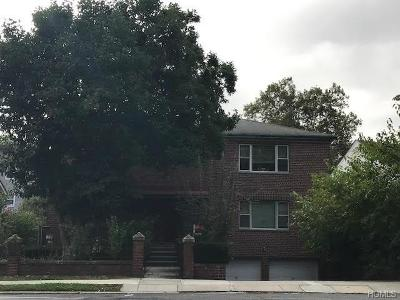 Westchester County Multi Family 2-4 For Sale: 272 Kimball Avenue