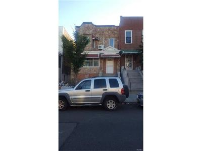 Bronx Multi Family 2-4 For Sale: 1024 East 225th Street