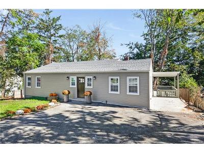 White Plains Single Family Home For Sale: 16 Perry Avenue