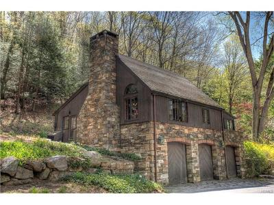 Westchester County Single Family Home For Sale: 3 Old Mill River Road