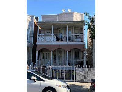 Bronx Multi Family 2-4 For Sale: 1712 Taylor Avenue
