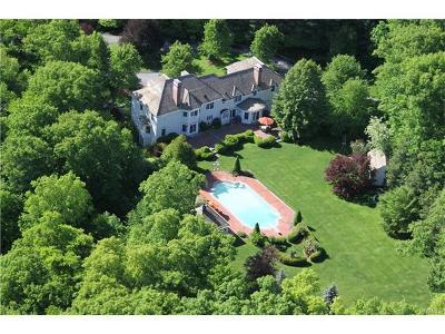 Pound Ridge Single Family Home For Sale: 262 Lukes Wood