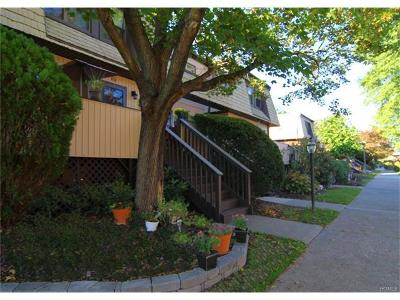 Rockland County Condo/Townhouse For Sale: 32 Heritage Drive #C
