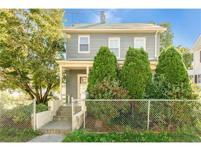 Westchester County Single Family Home For Sale: 30 Morgan Street