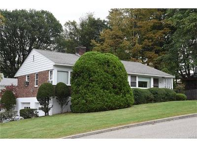 Westchester County Single Family Home For Sale: 1500 Prospect Terrace